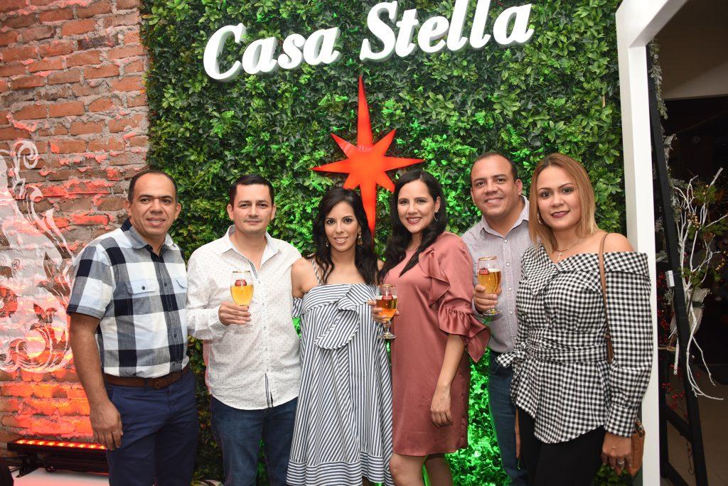 Inauguración Casa Stella