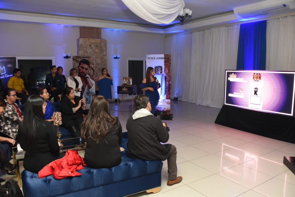 Lanzamiento de la fragancia K by Dolce & Gabbana