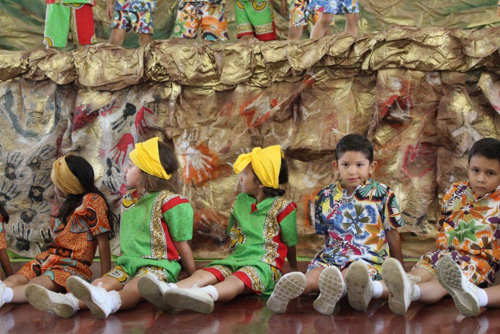 The Mayan School realiza show Navideño inspirado en el Rey León