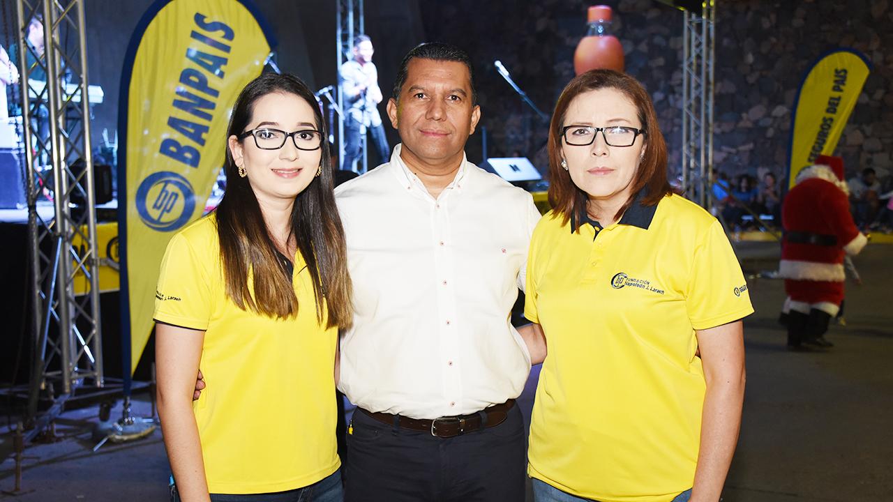 Banpaís realizó Noche de Luces en Tegucigalpa