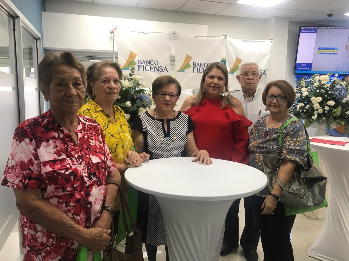 Banco Ficensa abre nueva agencia en la ciudad de El Progreso