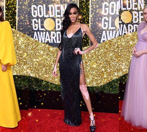 Los vestidos más icónicos de los Golden Globes 2020