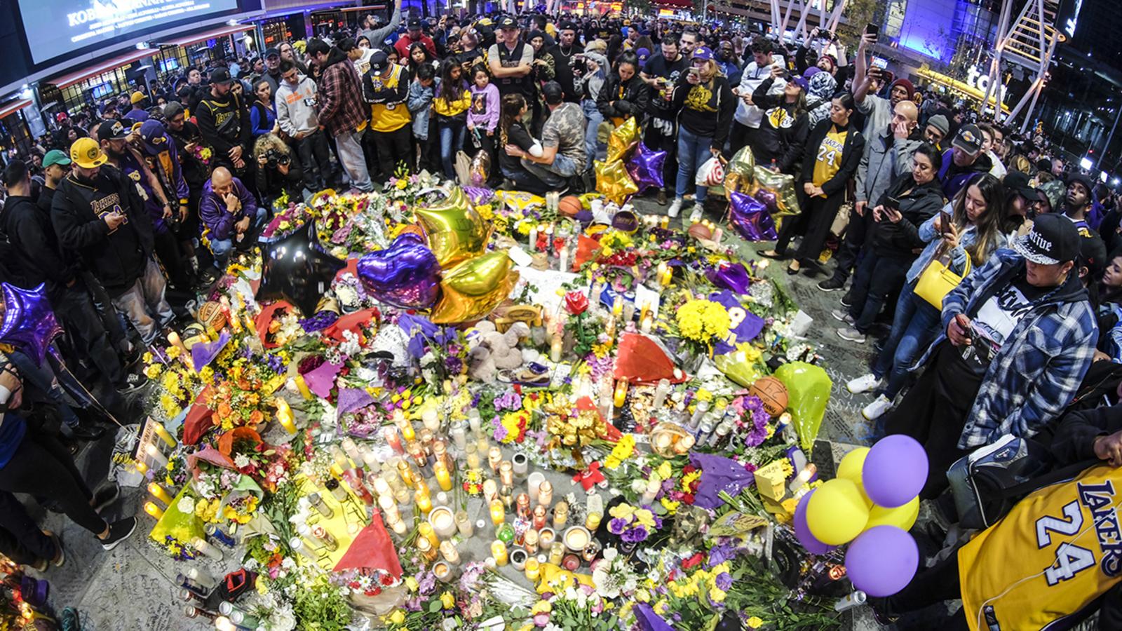 Kobe Bryant y su hija ya fueron enterrados en un funeral privado de California