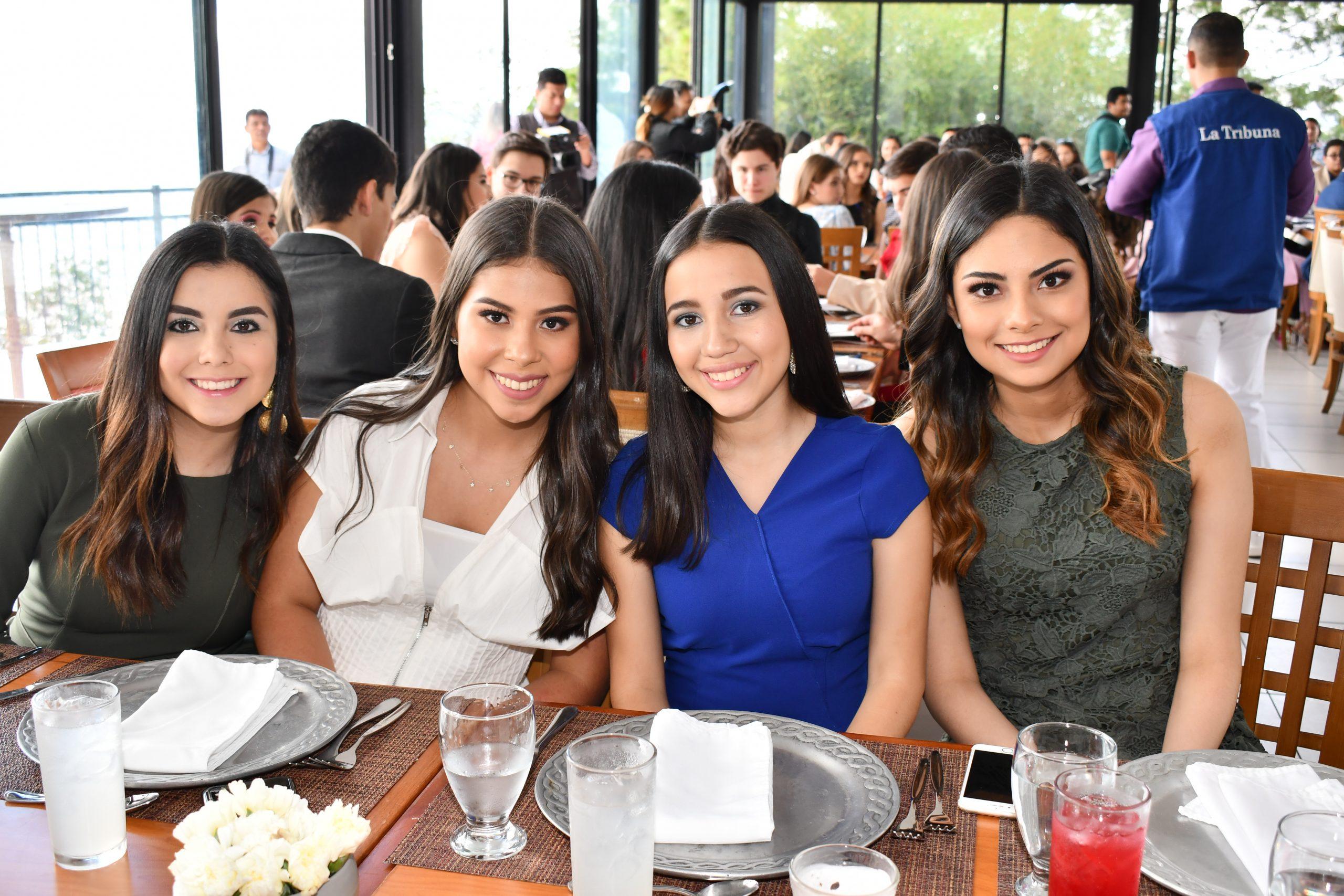 Junior-Senior Lunch Academia Los Pinares 2020