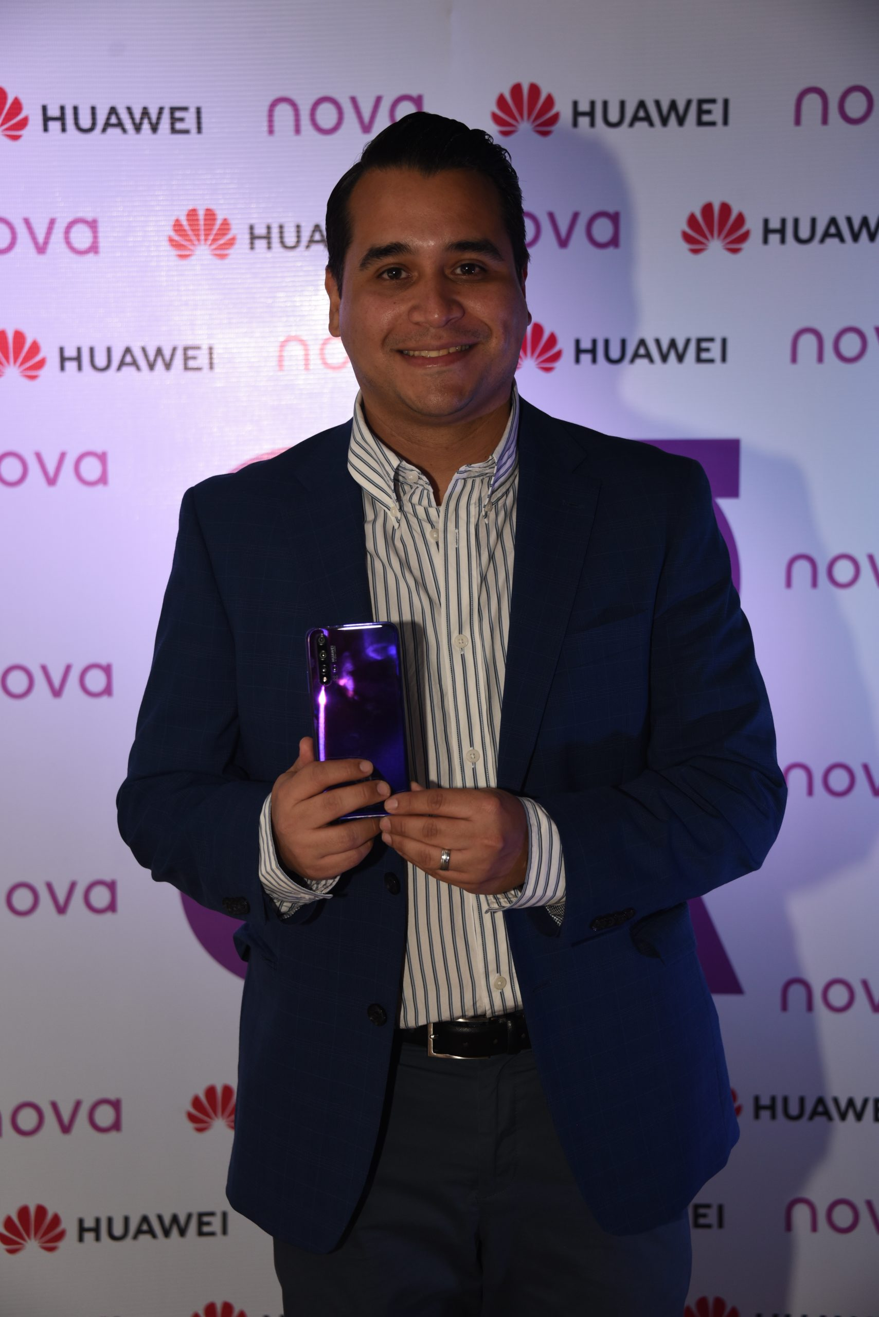 Inspira tu momento con las cinco cámaras IA del HUAWEI nova 5T