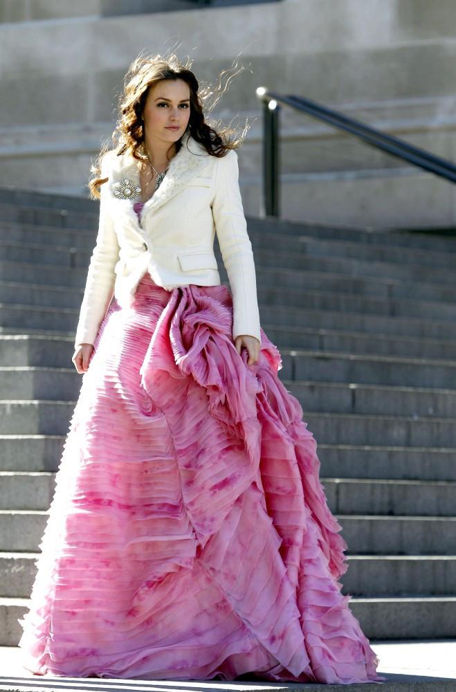 Los looks mas icónicos de Blair Waldorf