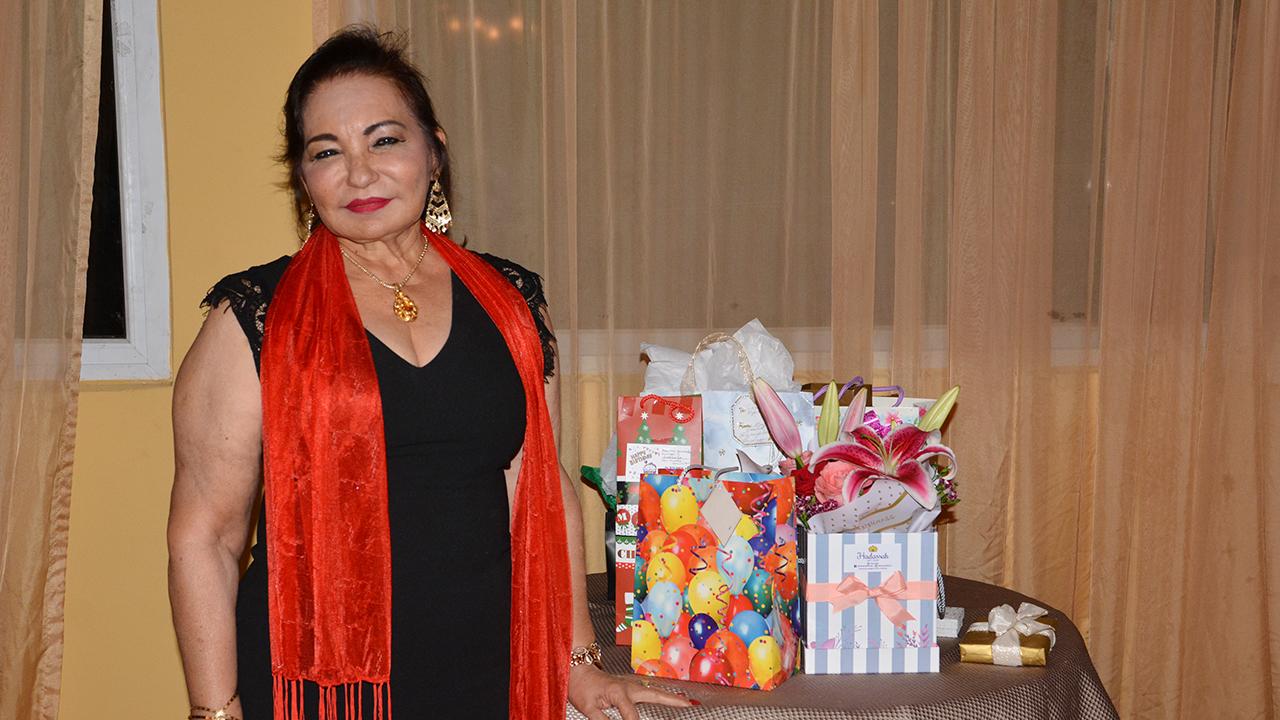 Celebración de Cumpleaños de Gabriela Mejía