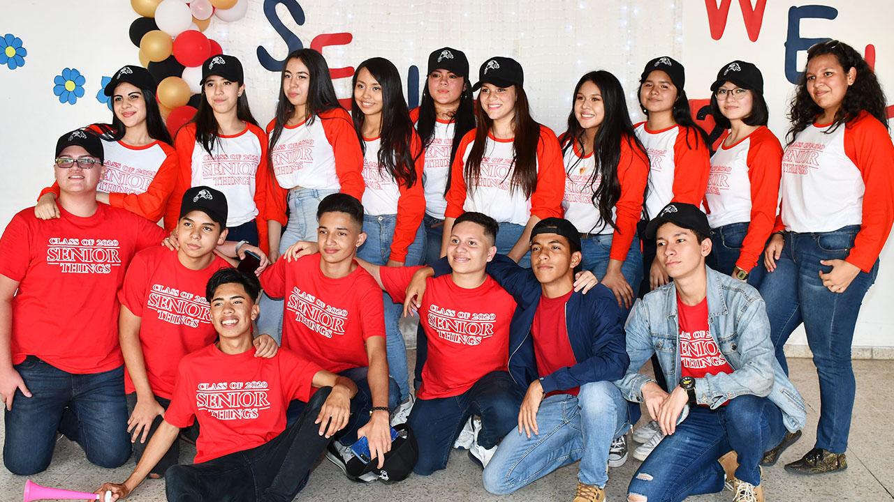 Senior Entrance Instituto Moderno Bilingual School 2020