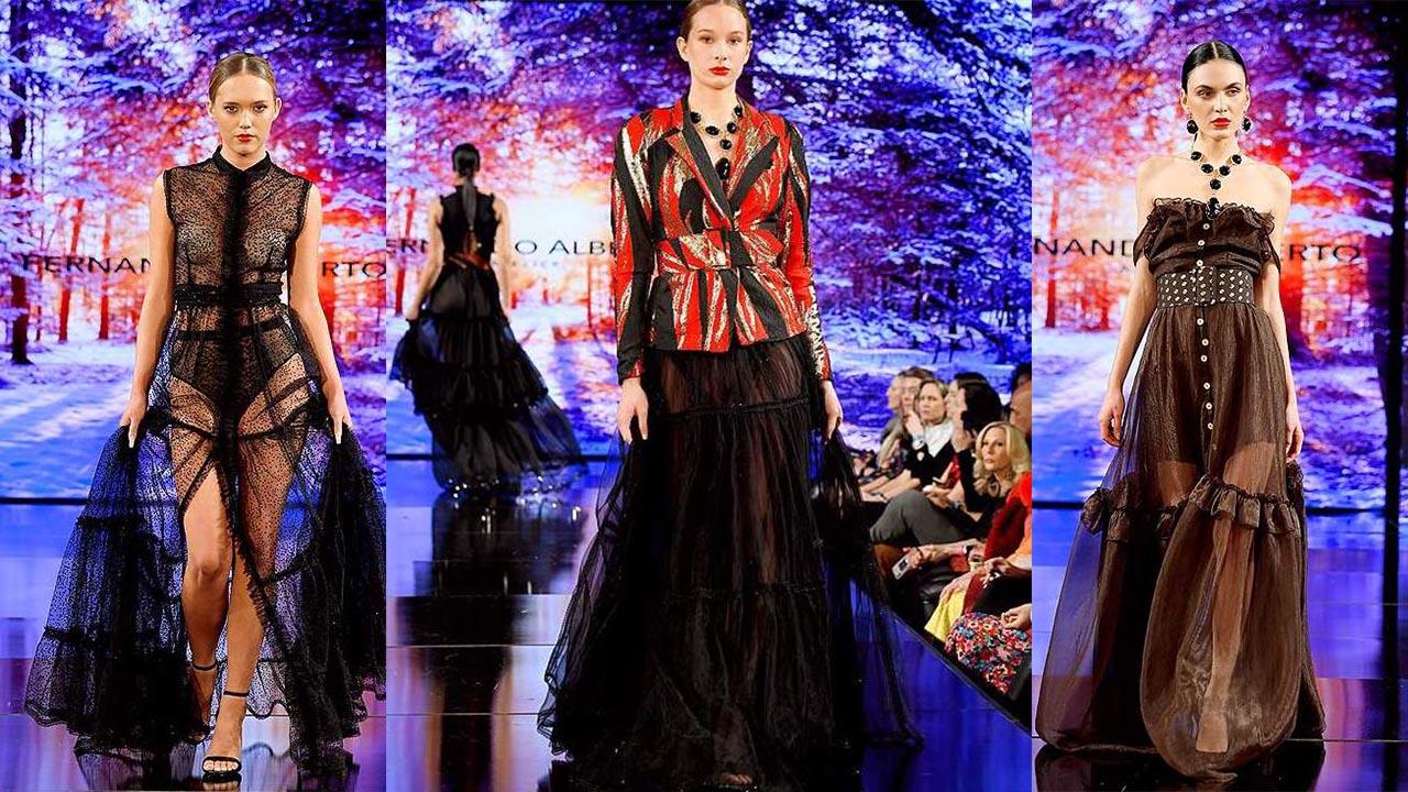 Diseñador Hondureño presenta sus prendas en el New York Fashion Week