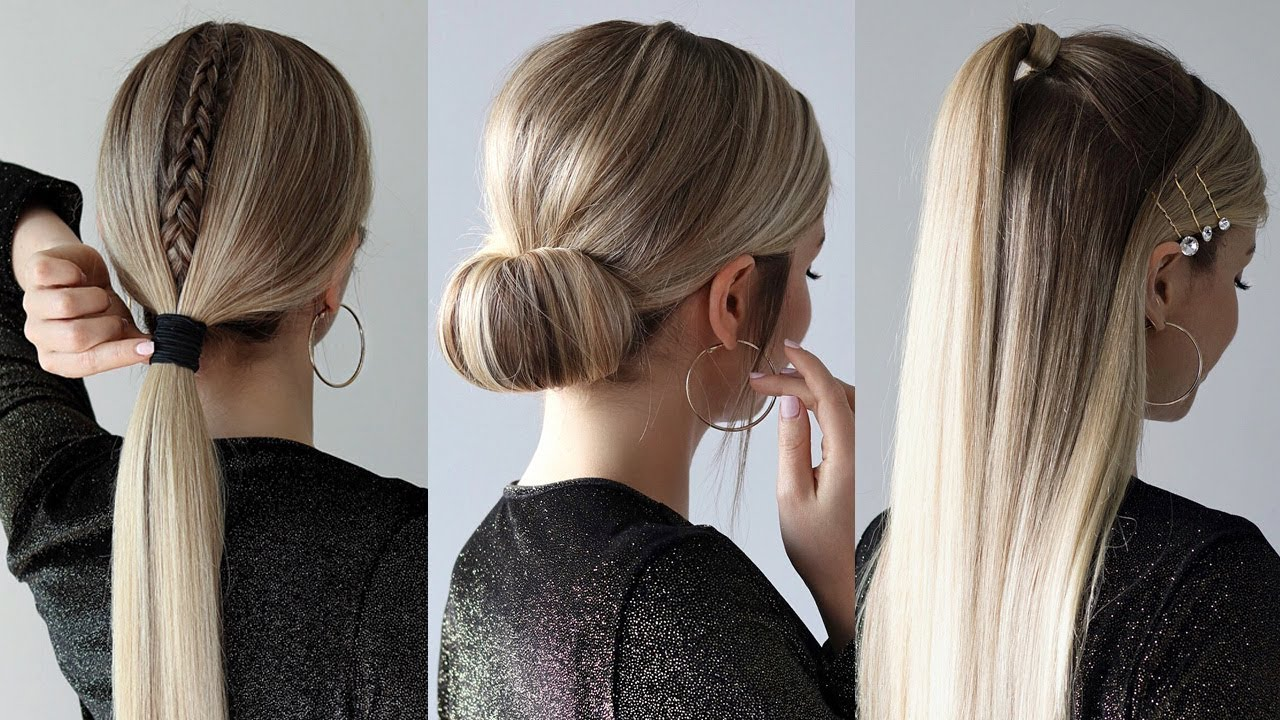 Peinados sencillos para utilizar en el trabajo