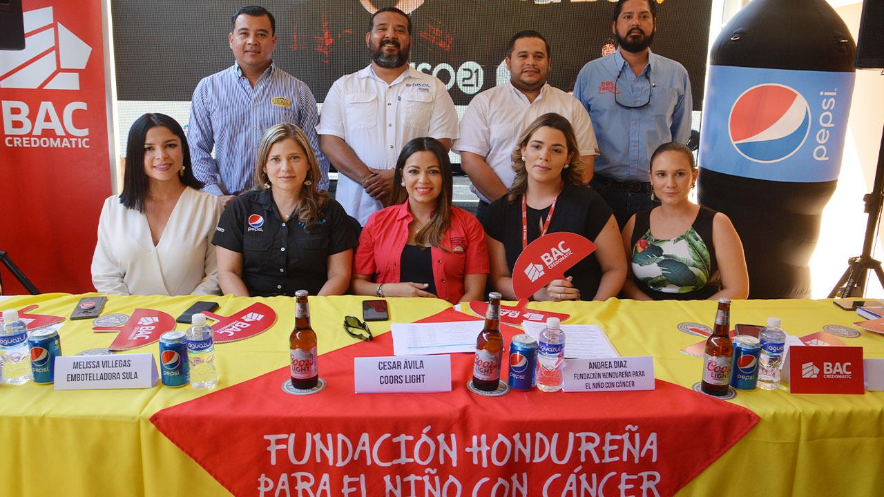 LA FUNDACIÓN HONDUREÑA PARA EL NIÑO CON CANCER, BAC CREDOMATIC y COORS LIGHT TE INVITAN AL FESTIVAL NOCHE DEL SABOR 2020