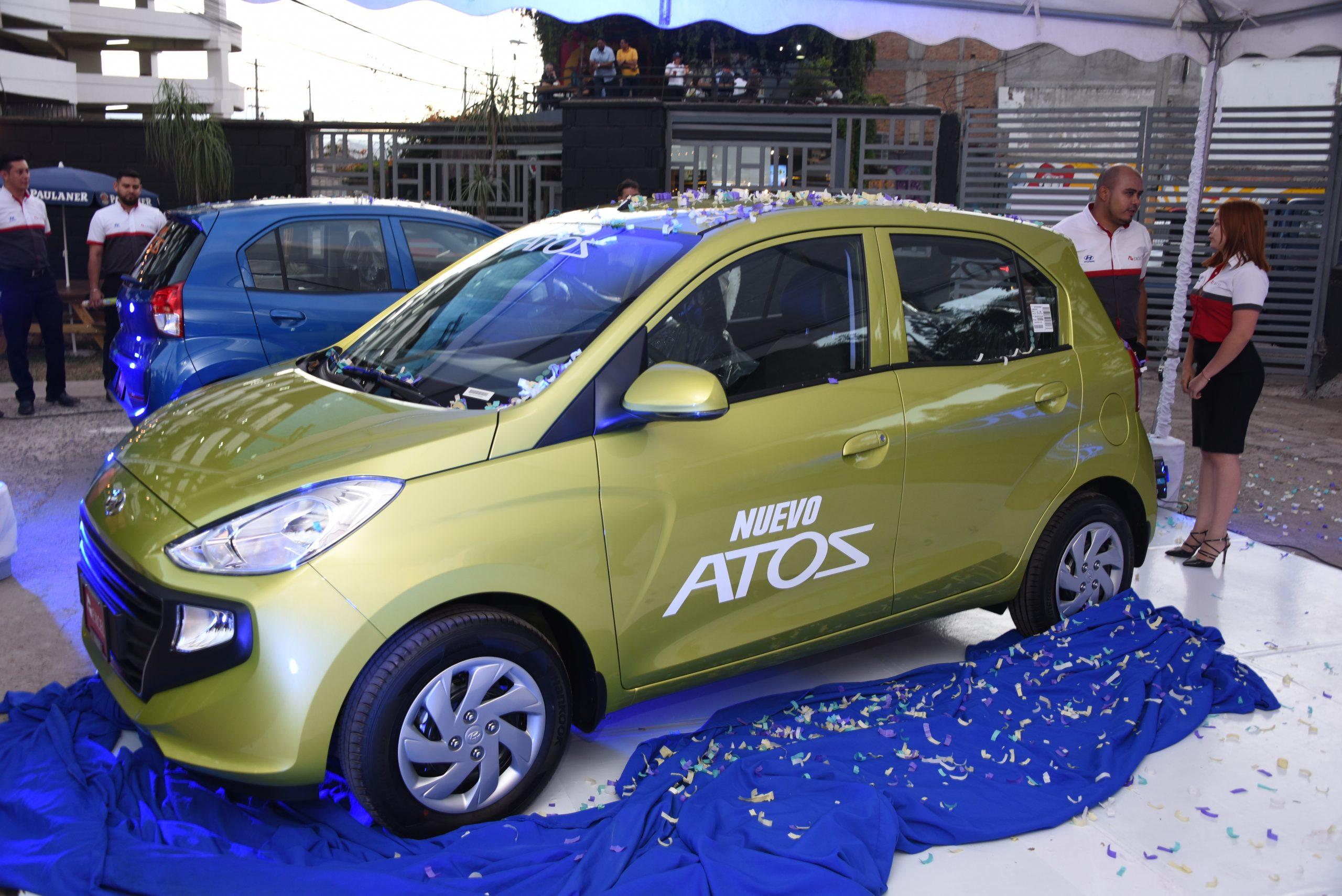 Excel le da la bienvenida al modelo ATOS a la familia de Hyundai