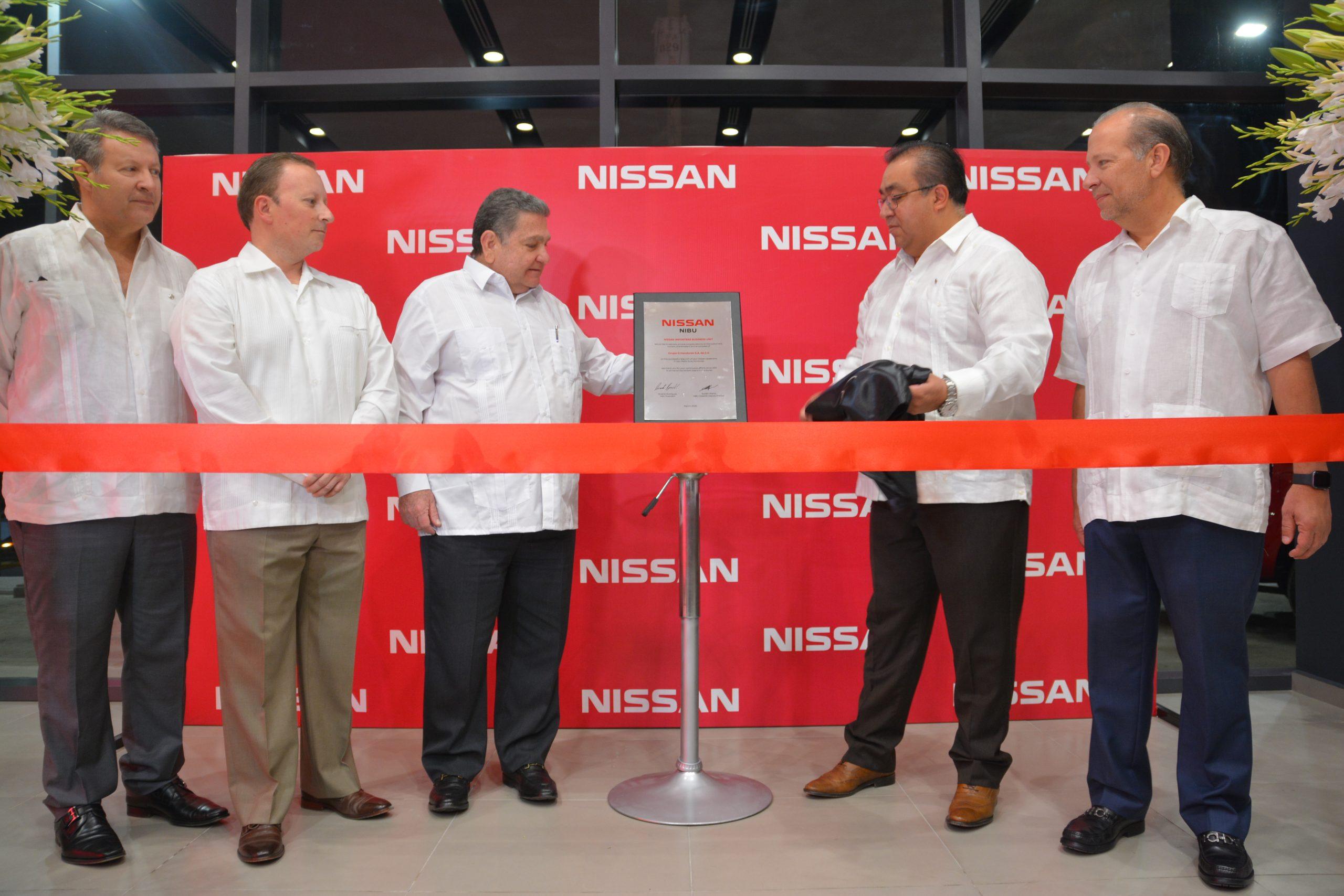 Nissan Honduras se renueva para brindar una mejor experiencia a los clientes