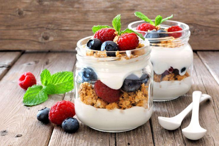 Ideas faciles para desayunos