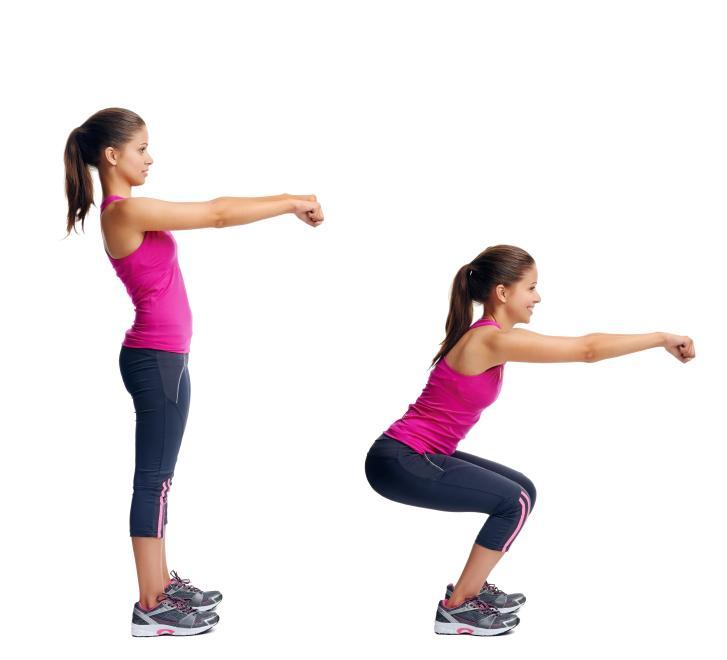 Rutina de ejercicios sencilla rápida para principiantes