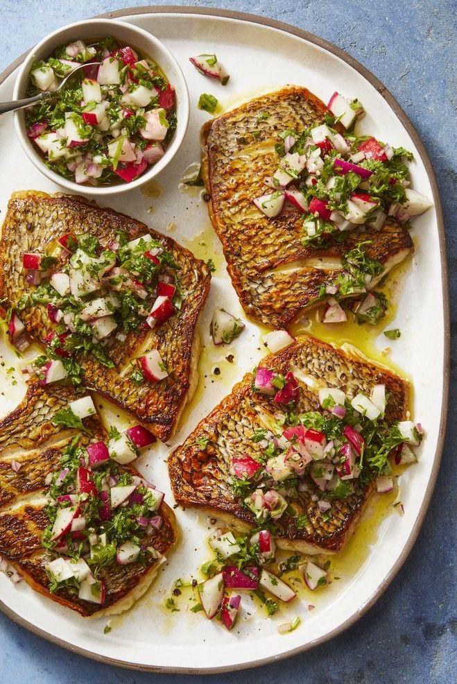Ideas para cenas saludables