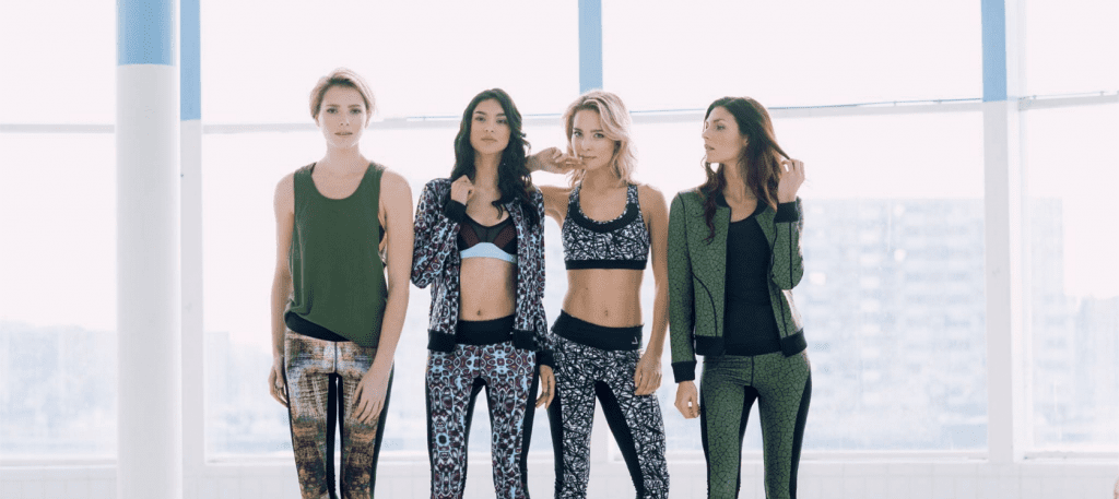 Athleisure trend is here to stay