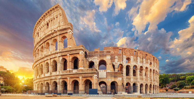 La ciudad de Roma festeja en línea los 2,773 años de su fundación