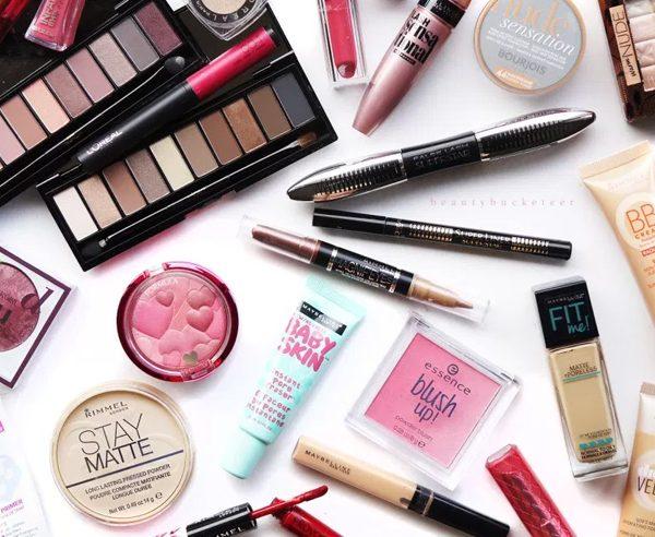 Los mejores productos de maquillaje a buen precio