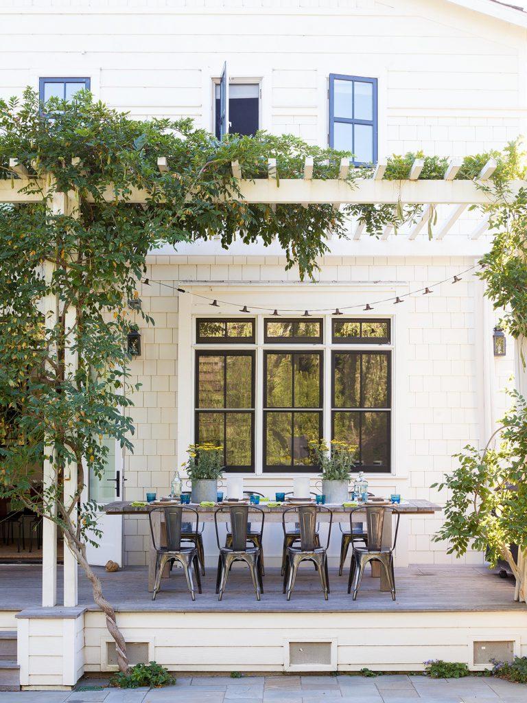 Inspiración para decorar tu patio