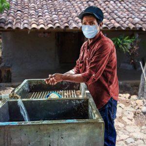 """ANAFAE lanza campaña """"Catrachos Imparables"""" para apoyar la  prevención del COVID-19 en zonas rurales"""