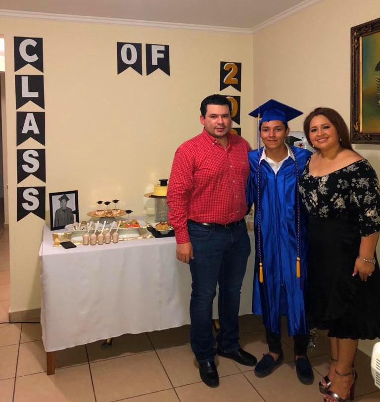 IST 2020: Graduación en Casa