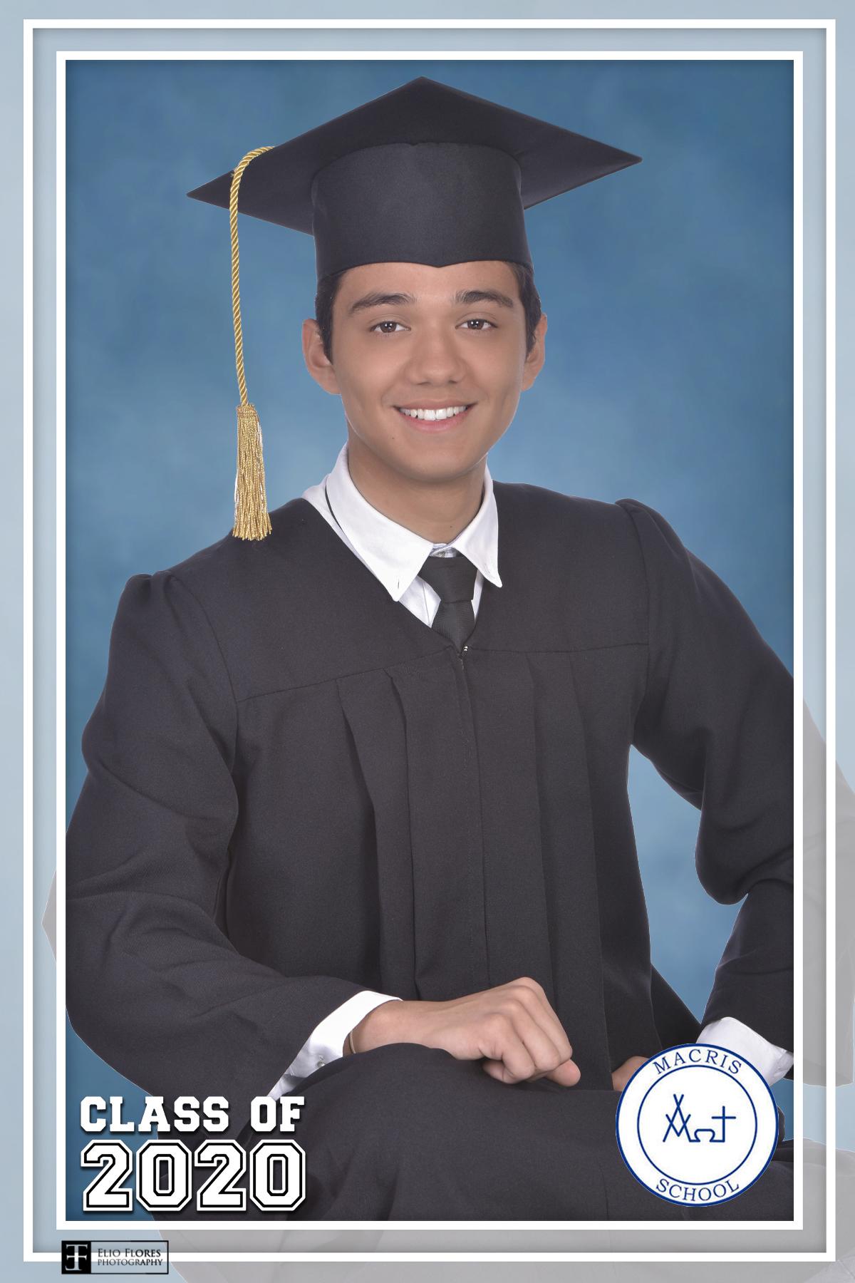 Graduación Macris 2020