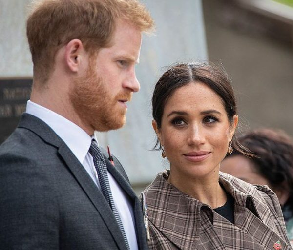 Meghan Markle y Prince Harry iniciaron el proceso para cerrar su caridad de Sussex Royal