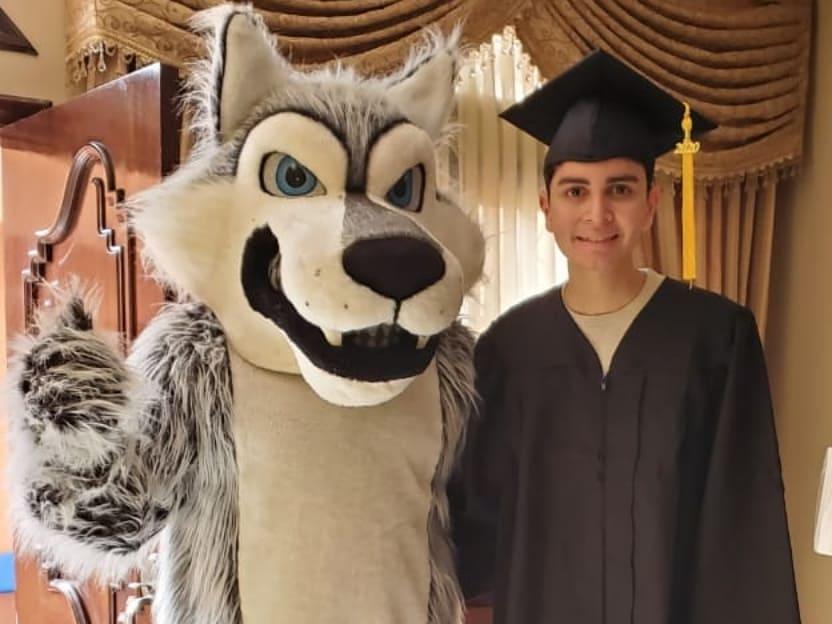 Graduación Discovery School 2020