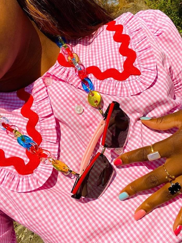 Fashion Trends: Estampado Gingham