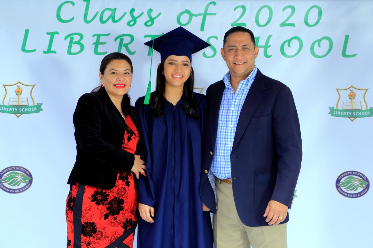 Graduación Liberty School 2020
