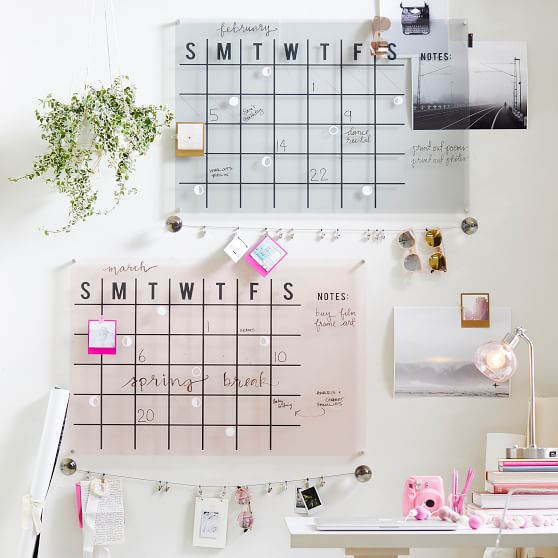 Must haves para organizar tu escritorio