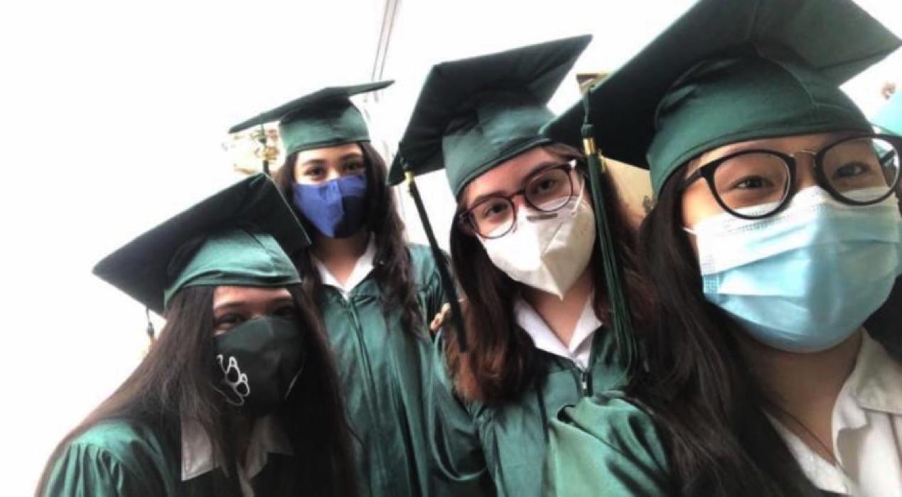 Graduación Elvel School 2020