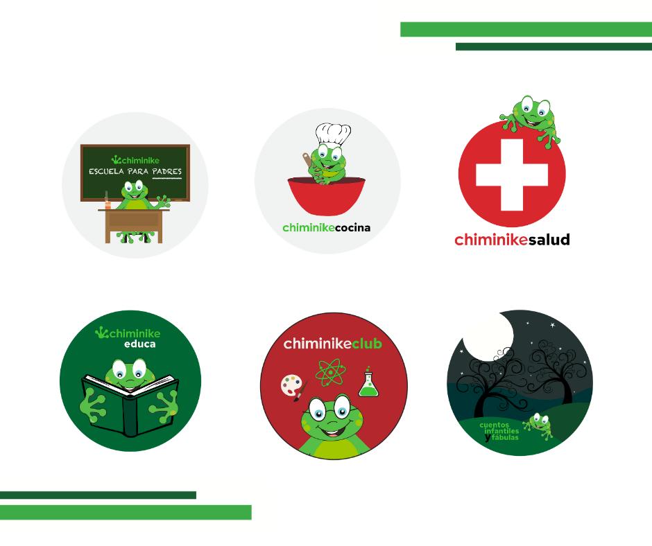 Chiminike lanza su Nueva Imagen Institucional e Innovadora Propuesta Educativa Digital