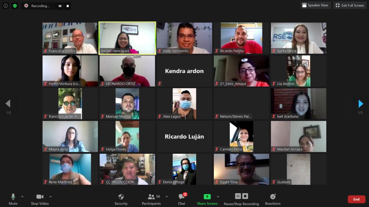 Grupo Jaremar presenta ante Medios de Comunicación su Contribución durante la emergencia por COVID-19