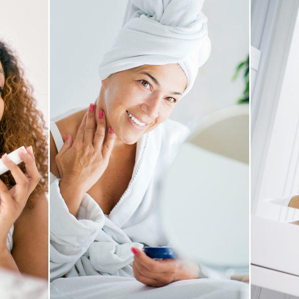 Los mejores productos de belleza para cada edad