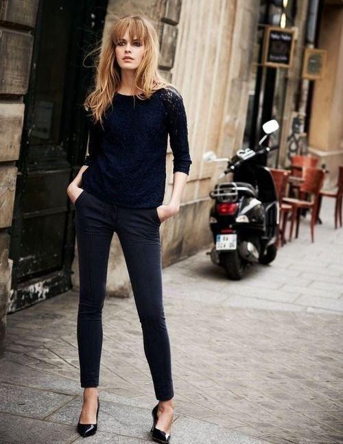 El denim que no debe faltar en tu clóset: cigarette jeans
