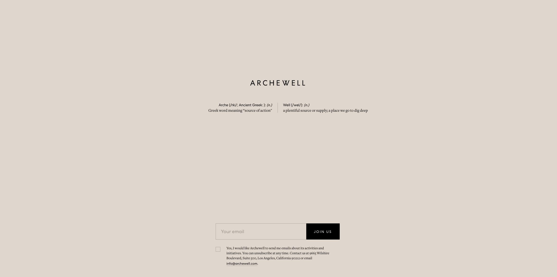 Meghan y Harry lanzan sitio web para su fundación, Archewell