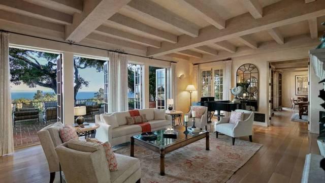Katy Perry y Orlando Bloom compran espectacular mansión en Montecito