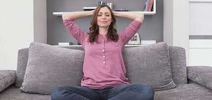 5 maneras de relajarte después de un largo día