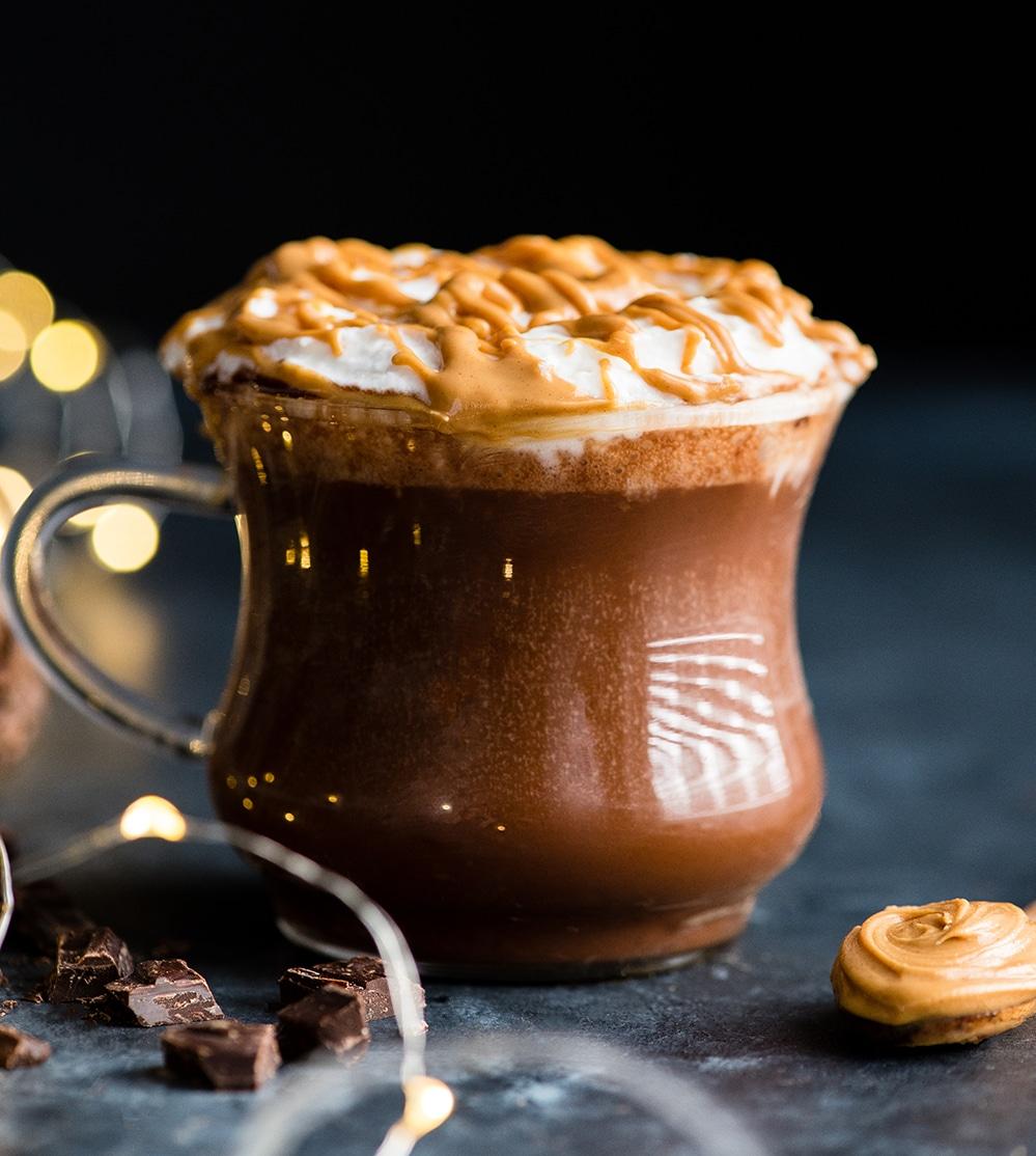 Chocolate caliente de 3 maneras