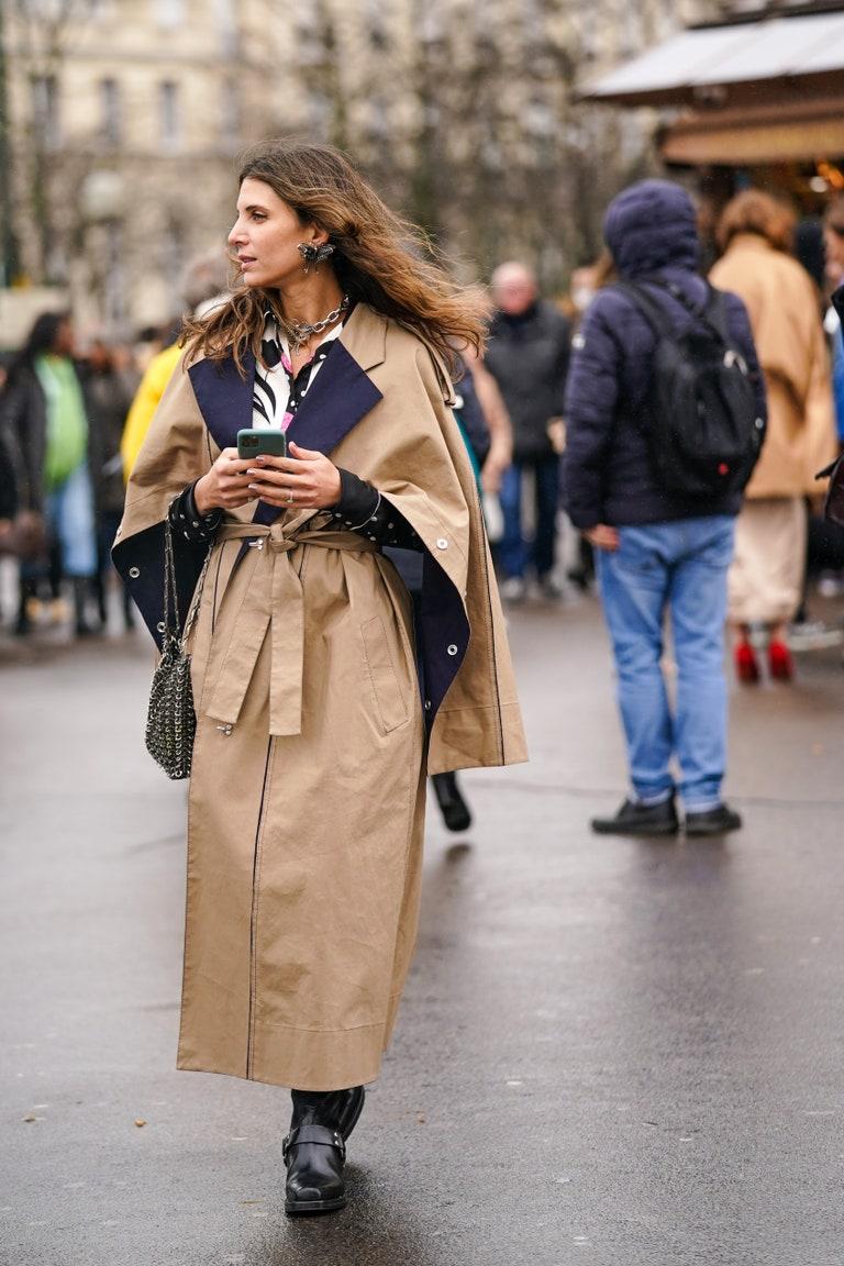 Trench coat: la pieza de inversión para esta temporada