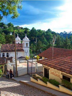 Destinos cerca de Tegucigalpa para visitar