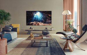 Samsung Electronics presenta las líneas de TV 2021 Neo QLED, MICRO LED y Lifestyle, destacando el compromiso con un futuro sostenible y accesible