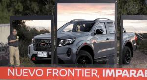Nissan Frontier 2022 llega a Honduras más robusto e imparable