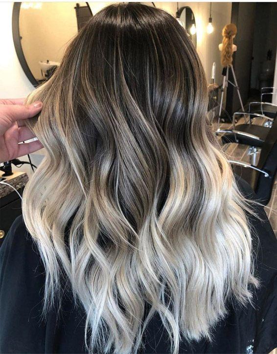4 colores de pelo fáciles de mantener