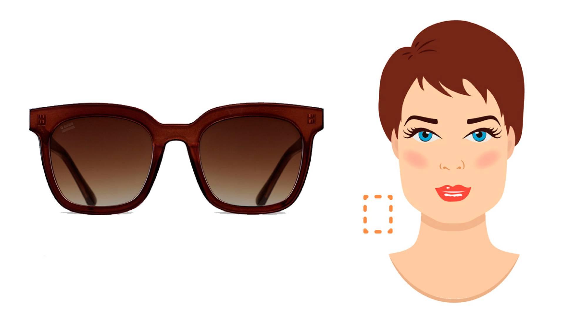 Mejores gafas según la forma de tu cara