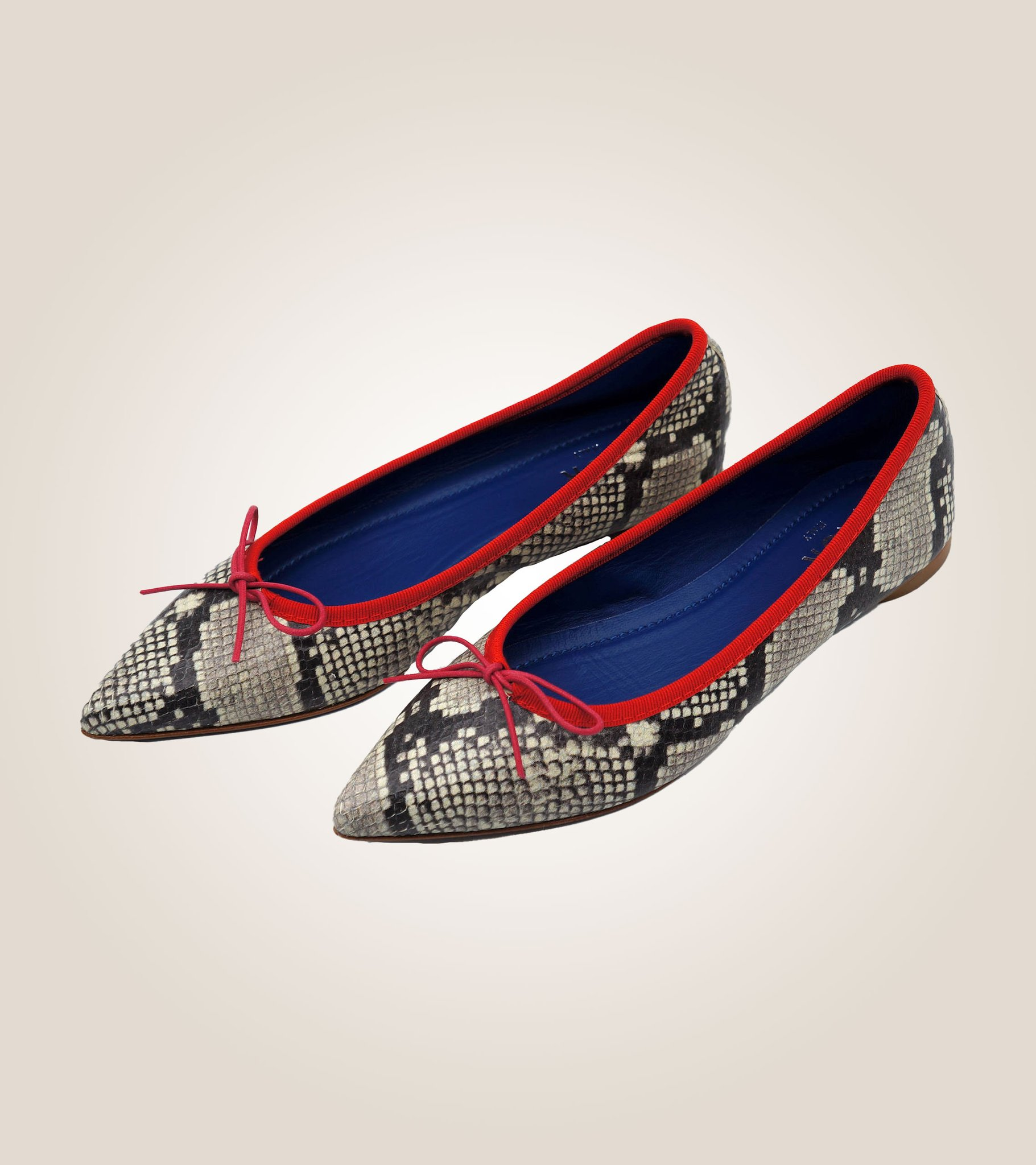 Un par de zapatillas de ballet de NUR ITALY siempre será una buena inversión.