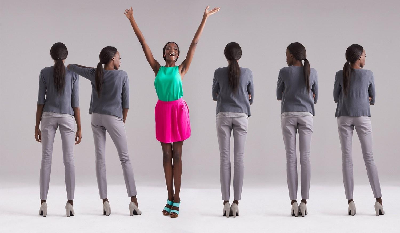 Tips para lucir más delgada con tu ropa