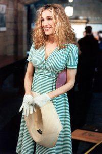 15 de los mejores looks de Carrie Bradshaw